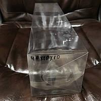 Упаковка из пластика. 40х10х10см