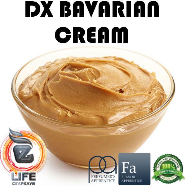 Ароматизатор TPA DX Bavarian Cream (DX Баварский крем)
