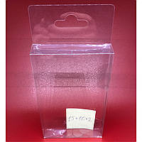 Упаковка для сувениров с европодвесом. 15х10х2см
