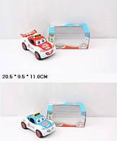 """Муз.машина """"Taxi"""" KY2092-6 2вида, батар., свет, пов.механ, двиг.глазки"""
