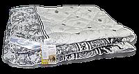 Одеяло Шерстяное стандарт 200x220см, овечья шерсть 100%, Leleka-Textile, 1180_leleka_c1