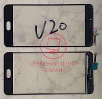 Сенсорний екран для смартфону Meizu U20, тачскрін чорний