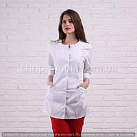 Блуза медицинская женская ХБ