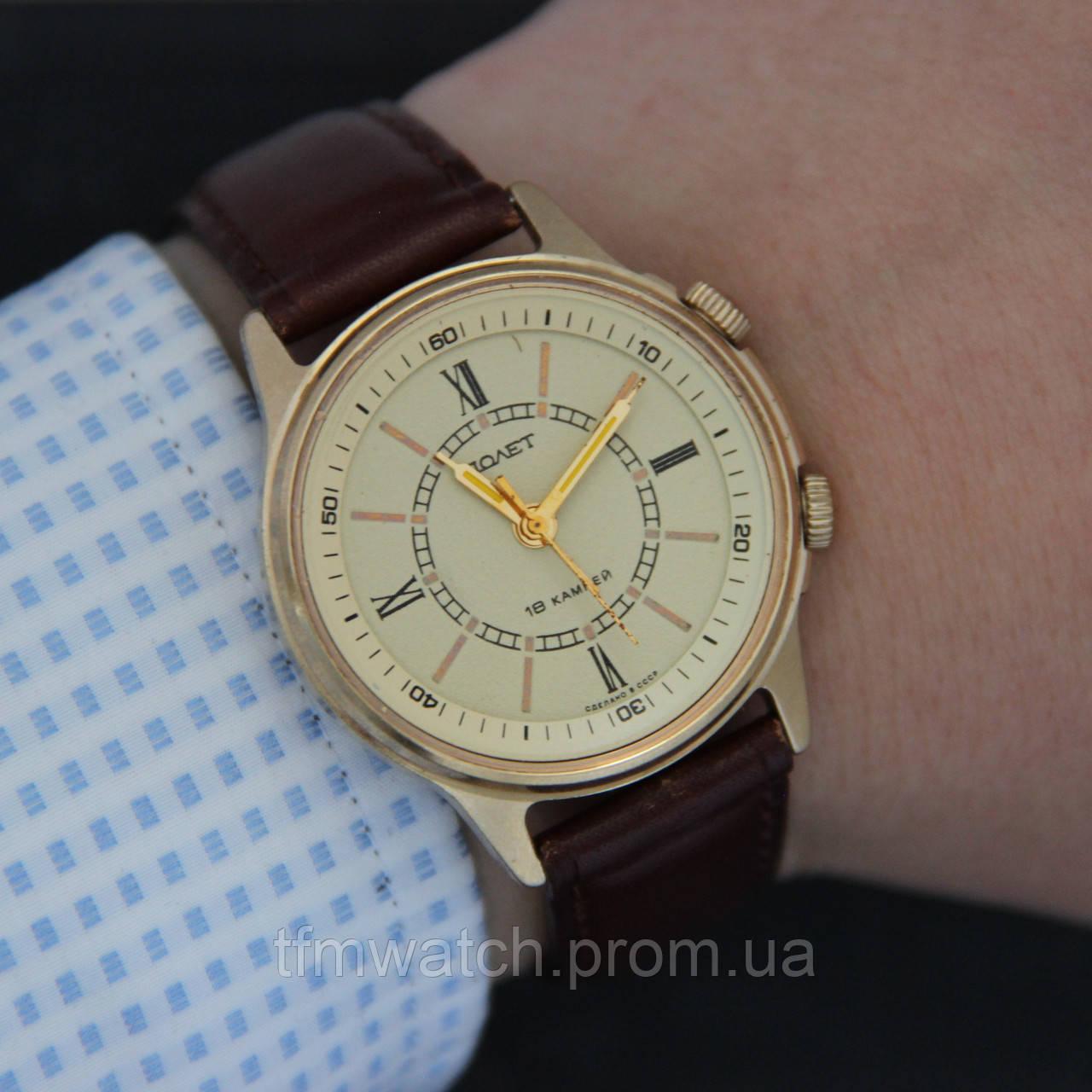 Наручные часы мужские механические с будильником игра час пик купить в спб