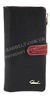 Стильный вместительный интересный удобный женский кошелек высокого качества SACRED art. C-1208 черный