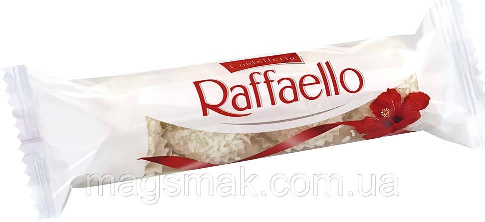 Конфеты Raffaello 4 шт, 40 г