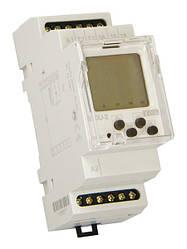 Сумеречное реле с цифровым таймером SOU-2 230V AC (1x8A_AC1)