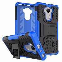 Чехол Armor для Xiaomi Redmi 4 Standart 2/16 противоударный бампер синий