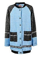 Весеннее подростковое пальто для девочек