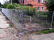 Забор из сетки рабица, фото 4