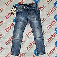 Подростковые модные джинсы на мальчика BIMBO STYLE