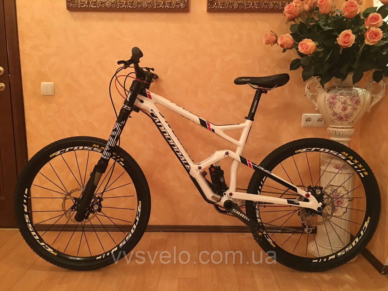 Cannondale Jekyll 27.5 Carbon 2 lefty max (2015)продано