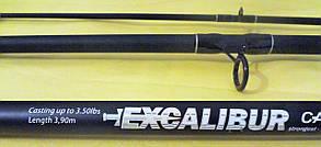 Карповое удилище BratFishing Excalibur Carp 3,5lb 3,9м