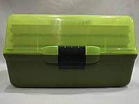Ящик рыбацкий 1703т  3х полочный
