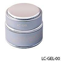 Lady Victory LDV LC-GEL-00 Прозрачный защитный гель с зеркальным блеском, 28 гр