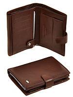 Мужской кошелек брендовый dr.Bond Classik