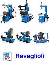 Шиномонтажное оборудование Ravaglioli