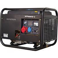Генератор бензиновый Hyundai HY-9000SE-3