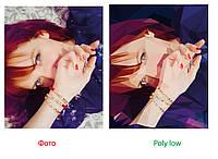 Создание иллюстраций в стиле Low Poly