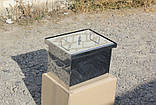 Коптильня из нержавеющей стали (400х300х280), фото 3