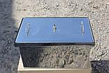 Коптильня велика з гідрозатворів з нержавіючої сталі (520x300x280), фото 4