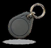 PC-02B RFID-карта у вигляді брелока, чорна
