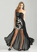 Эксклюзивное вечернее платье