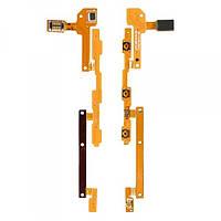 Шлейф Samsung T310 Galaxy Tab 3 8.0/ T311/ T315, с кнопкой включения, кнопками громк