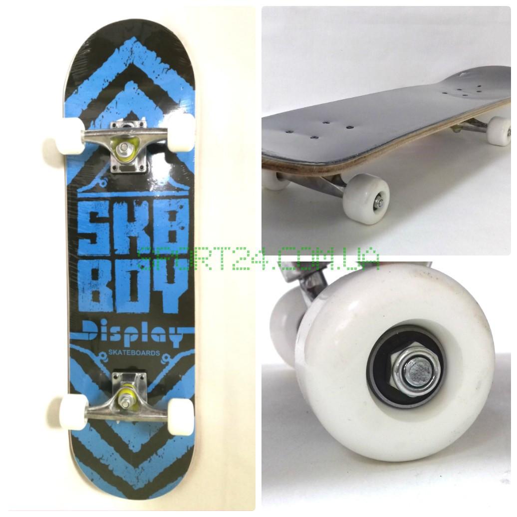 Скейтборд SK8 BOY (Скай бой) для детей и подростков