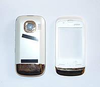 Корпус Nokia C2-02 белый (копия класса АAA)