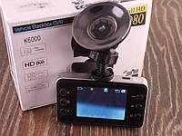 Видеорегистратор DVR K6000 FullHD Дисплей 2.7 дюйма
