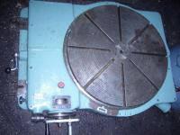 Стол поворотный круглый горизонтальный делительный 7400-4060 диаметр планшайбы 630 мм.