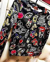 Модные свитшоты женские, много видов расцветок МОДН-003.025(1-17)
