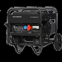 Генератор бензиновый Hyundai HY-12000LE-3