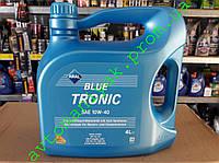 Полусинтетическое моторное масло Aral BlueTronic 10w40 (4 литра)