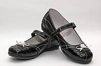 Школьная обувь для девочекТуфли для девочки 1081/27/черный в наличии 27 р., также есть: 27,31,34,36, Palaris_Родинний - 3