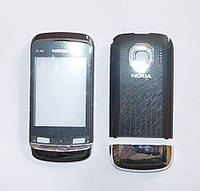 Корпус Nokia C2-06 черный (копия класса A)