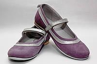Туфли для девочки 1512/35/сиреневый в наличии 35 р., также есть: 27,29,30,31,32,33,34,35,36, Palaris_Родинний - 3