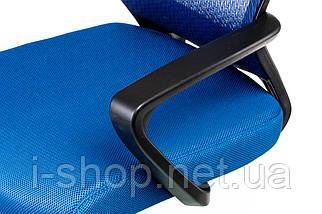 Крісло офісне Special4You Marin blue, фото 3