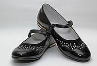 Школьная обувь для девочекТуфли нарядные лак для девочки 1751/35/черный в наличии 35 р., также есть: 34,35, Palaris_Дітекс