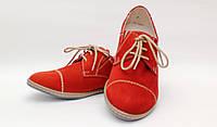 Туфли для девочки 21352/36/красный н в наличии 36 р., также есть: 36,37,38,39,40, MIDA_Родинний - 3