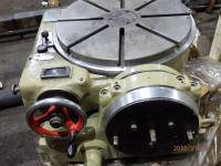 .Стол поворотный круглый глобусный (синусный) 7400-4065 механический, диаметр планшайбы 440 мм