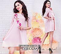Платье мини 08227