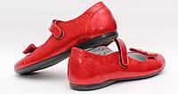 Школьная обувь для девочекТуфли нарядные лак для девочки 50116/34/красный л в наличии 34 р., также есть: 31,34, Levus_Родинний - 3