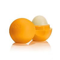"EOS Active Protection Lip Balm Tangerine - Бальзам для губ активная ""Лечебний апельсин """