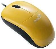 Мышь Genius DX-220 USB Yellow
