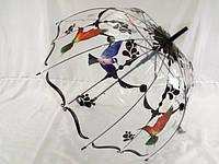 Прозрачный зонтик с глубоким куполом №5000 от Mario