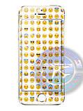Защитное стекло Iphone 5 5c 5s смаийл смайлики smile, фото 2