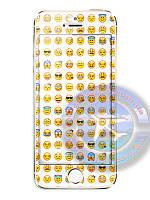 Защитное стекло Iphone 5 5c 5s смаийл смайлики smile