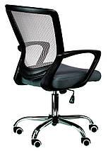 Крісло офісне Special4You Marin grey, фото 2